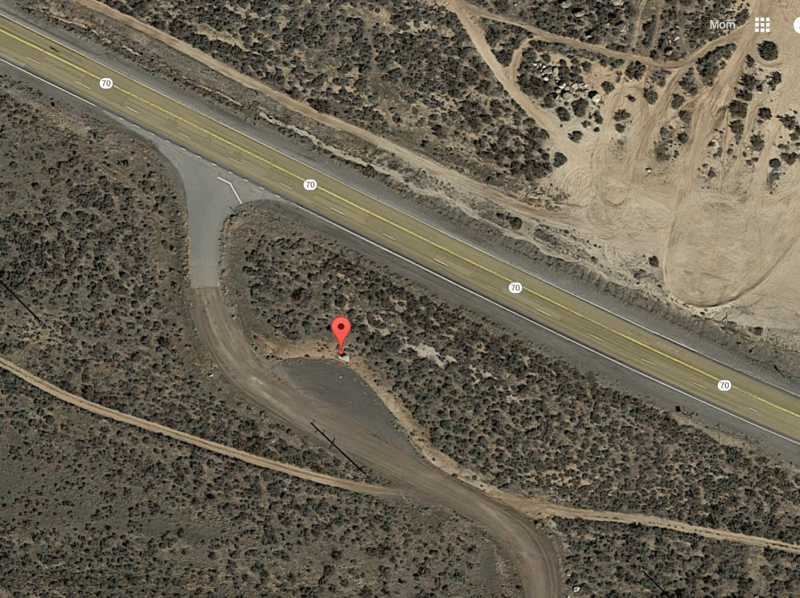 NO. 336 BECKWOURTH PASS - Map