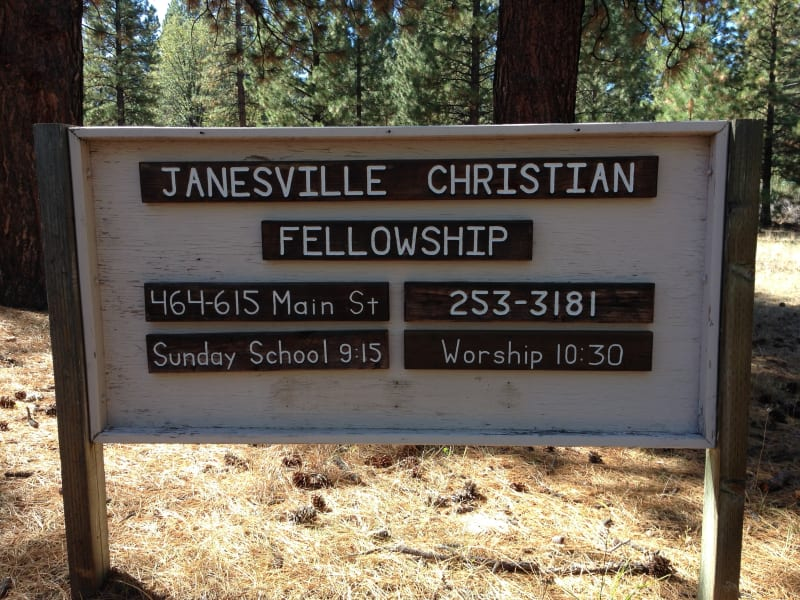 NO. 758 FORT JANESVILLE -