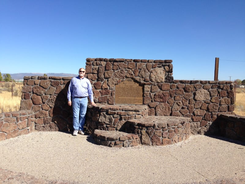 NO. 850-2 TULE LAKE RELOCATION CENTER - Marker