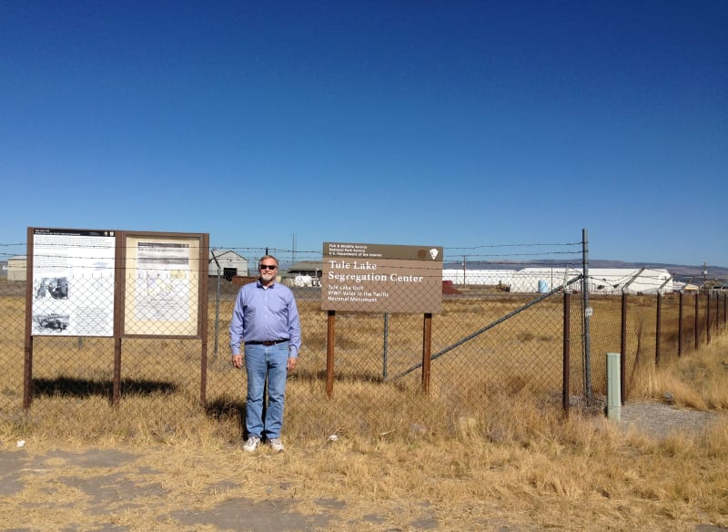 NO. 850-2 TULE LAKE RELOCATION CENTER