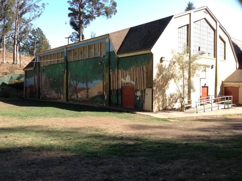 NO. 1002   Giant Powder Company Site - Recreation Center