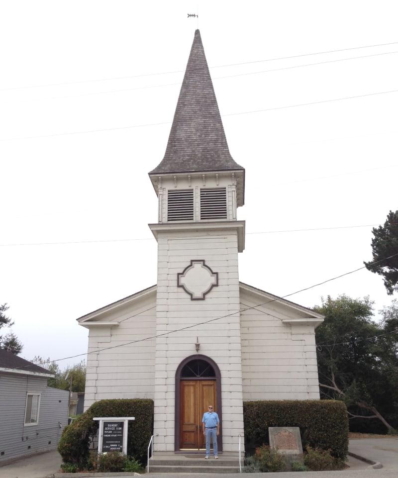 NO. 949 FIRST CONGREGATIONAL CHURCH OF PESCADERO