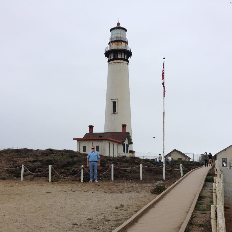 NO. 930 PIGEON POINT LIGHTHOUSE