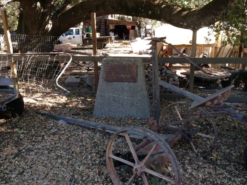 NO. 449 GLENWOOD - Historic site
