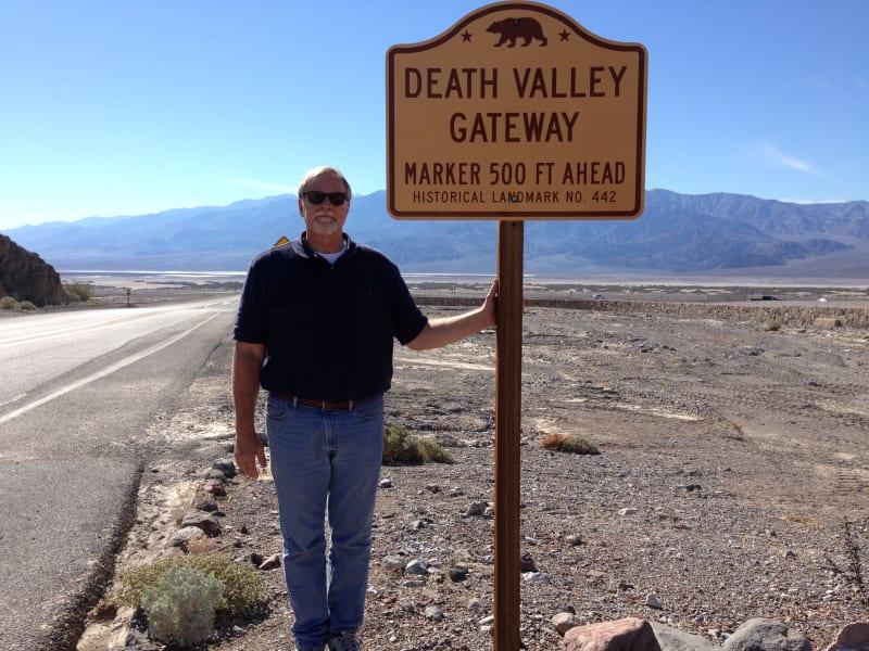 NO. 442 DEATH VALLEY GATEWAY - State Stree