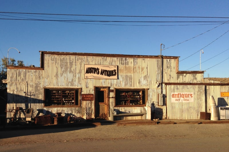 NO. 938 RAND MINING DISTRICT - Antique Shop