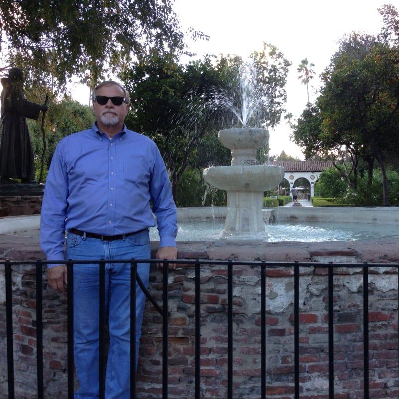 NO. 150 BRAND PARK (MEMORY GARDEN) - Fountain