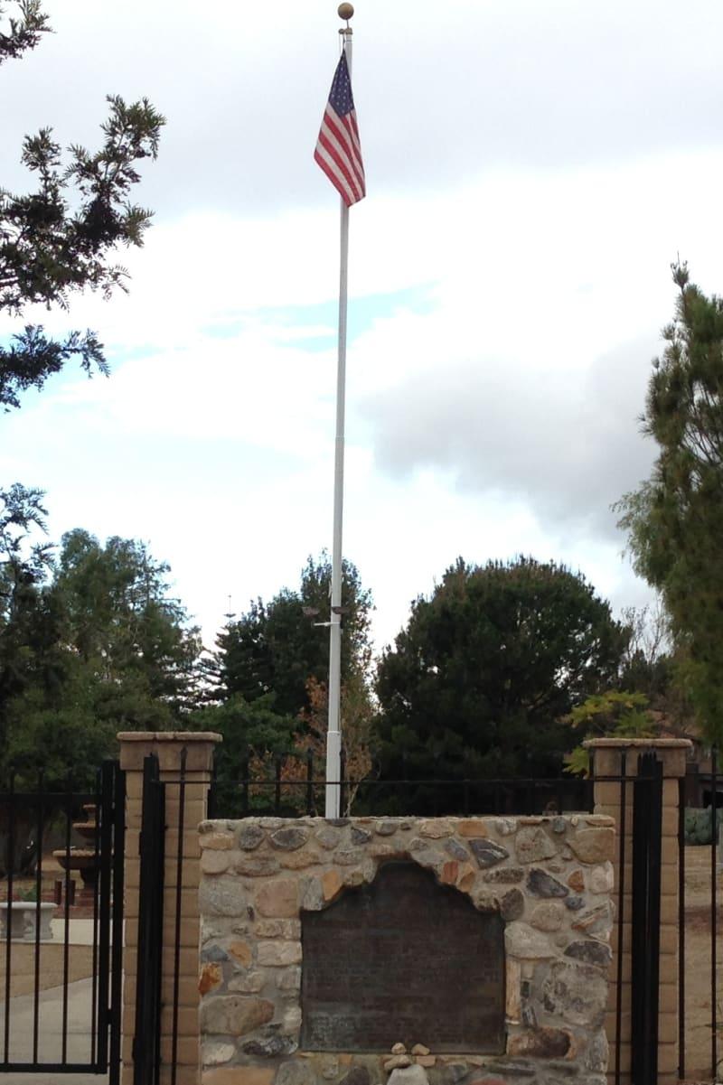 NO. 753 SAN FERNANDO PIONEER CEMETERY - State Plaque