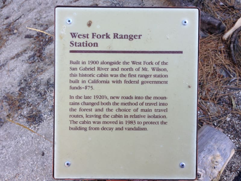 NO. 632 OLD SHORT CUT - California's First Ranger Station