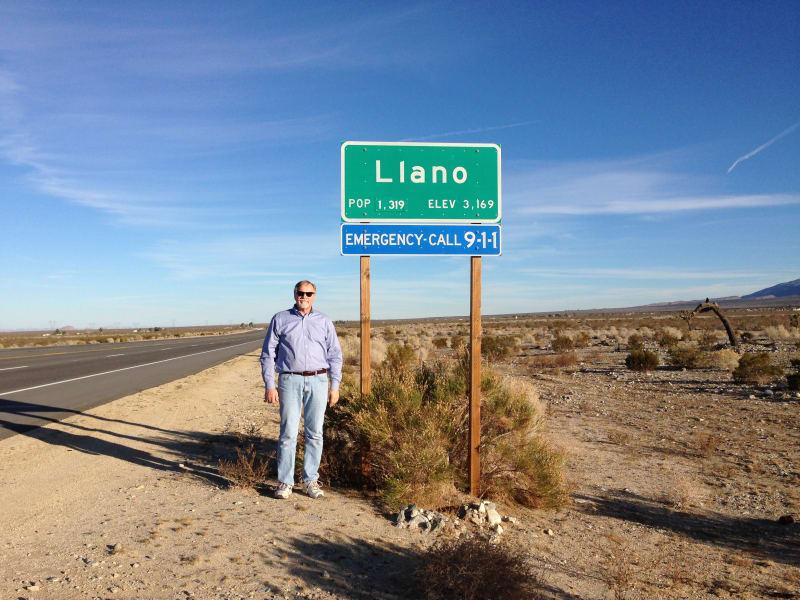 CHL No. 933 Llano Del Rio