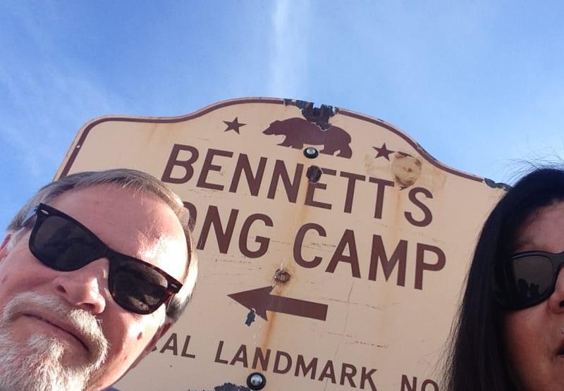 CHL No. 444 Bennett-Arcane Long Camp -