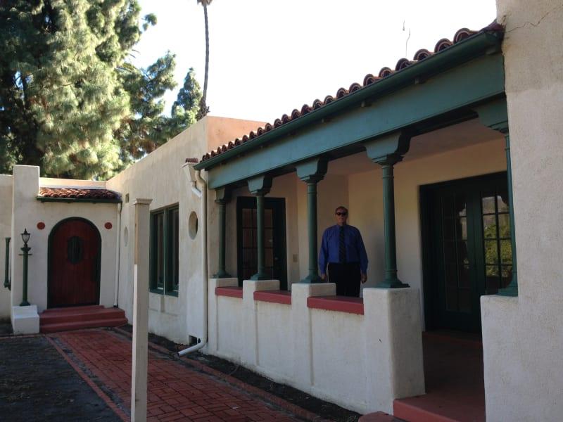 NO. 553 RANCHO CAMULOS -Ygnacio and Ysabel del Valle Adobe