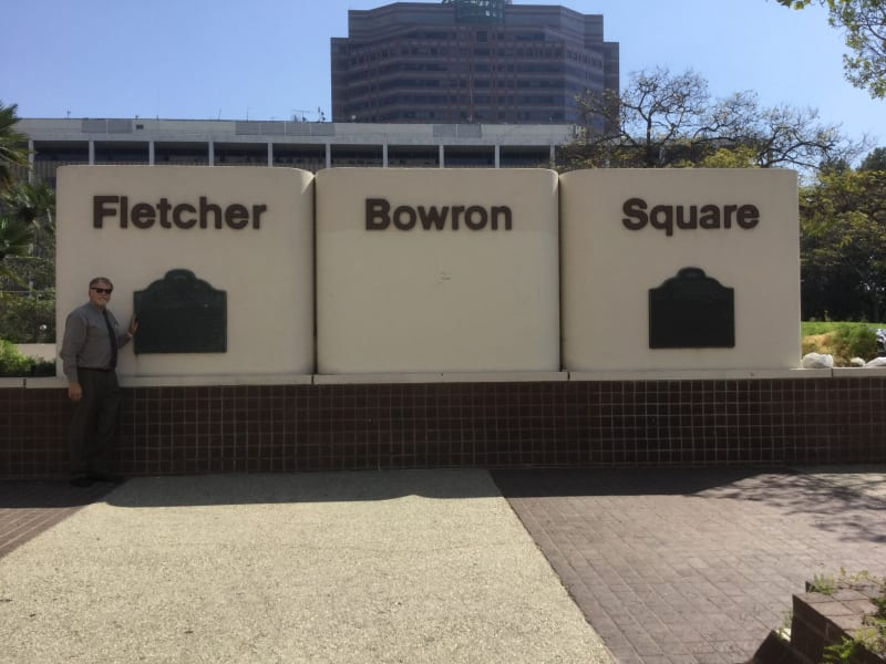 NO. 656 BELLA UNION HOTEL SITE - Fletcher Bowron Square