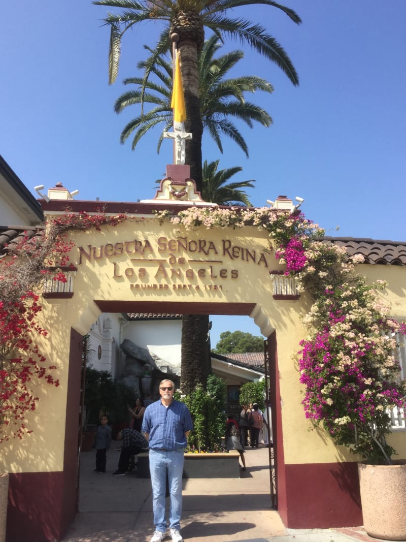 NO. 144 NUESTRA SEÑORA LA REINA DE LOS ANGELES - La Placita