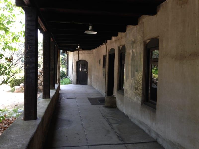 NO. 531 LUMMIS HOME - Back Porch