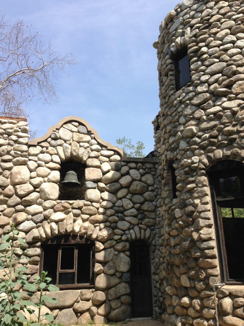 NO. 531 LUMMIS HOME - Side Exterior