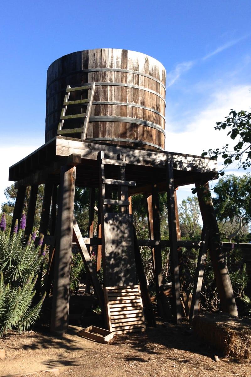 NO. 978 RANCHO LOS CERRITOS HISTORIC SITE - Water Tower