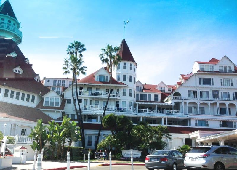 NO. 844 HOTEL DEL CORONADO -