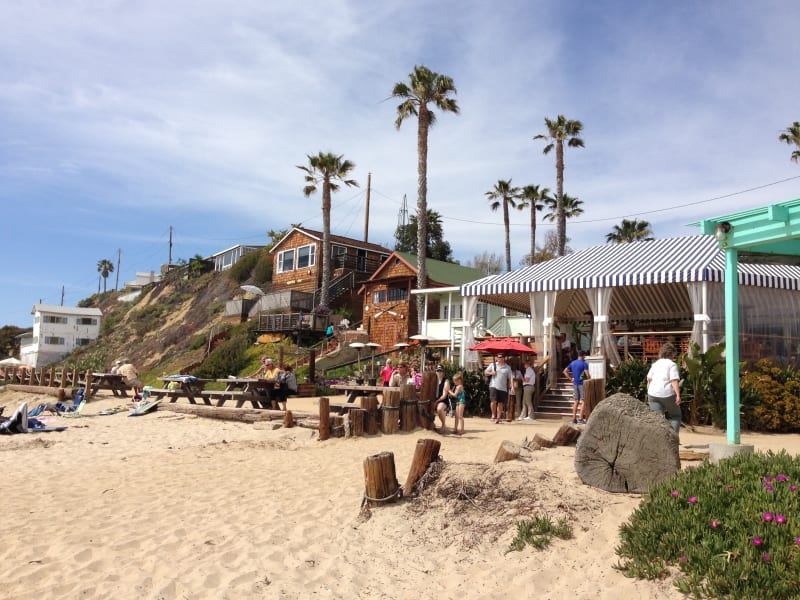 1050 CRYSTAL COVE HISTORIC DISTRICT - The Beachcomber