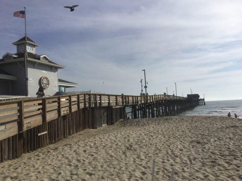 NO. 794 McFADDEN WHARF - Pier