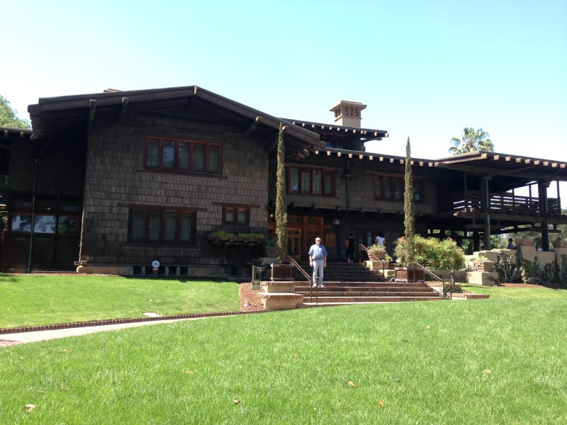 NO. 871 THE GAMBLE HOUSE -