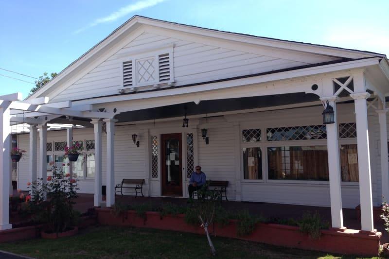 NO. 984 CASA DE RANCHO SAN ANTONIO (HENRY GAGE MANSION) - Exterior