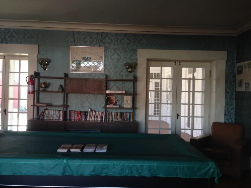NO. 984 CASA DE RANCHO SAN ANTONIO (HENRY GAGE MANSION) - Interior