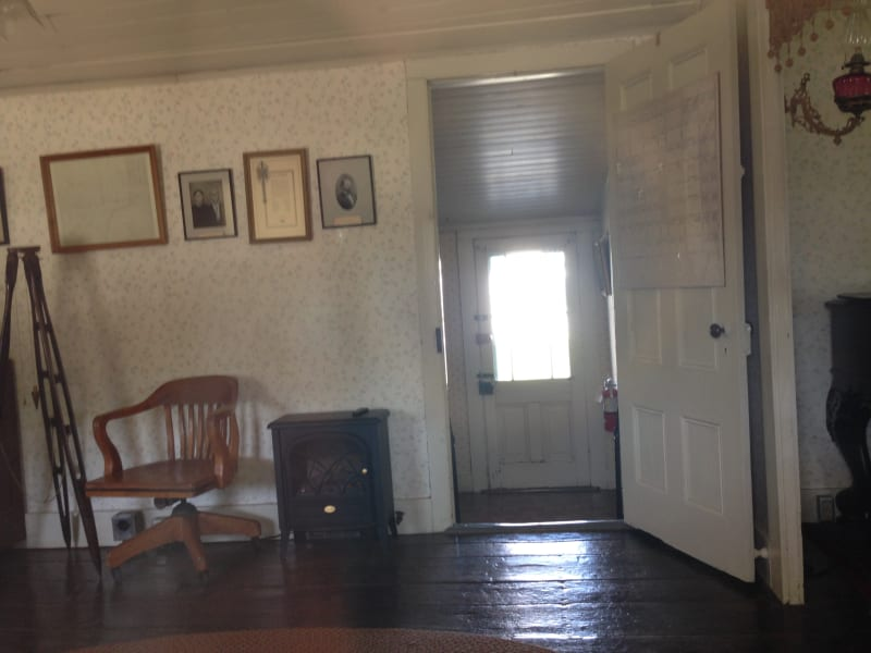 NO. 201 PIONEER HOUSE OF THE MOTHER COLONY - Interior