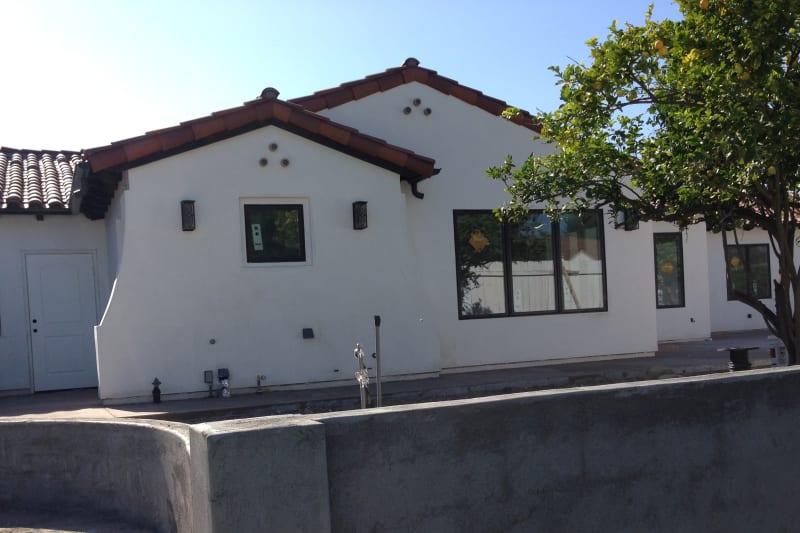 NO. 383 JOSÉ DOLORES SEPULVEDA ADOBE - Private Residence