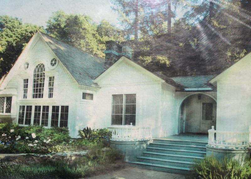 NO. 205 MODJESKA'S HOME - Main House
