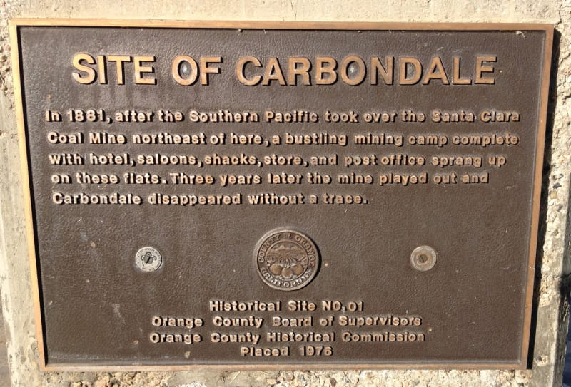 NO. 228 CARBONDALE - Private Plaque