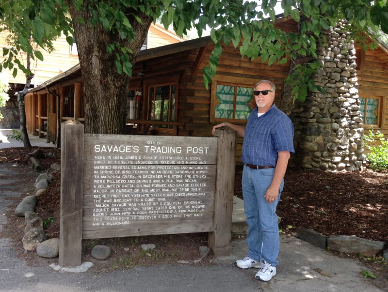 NO. 527 SAVAGE TRADING POST - Site