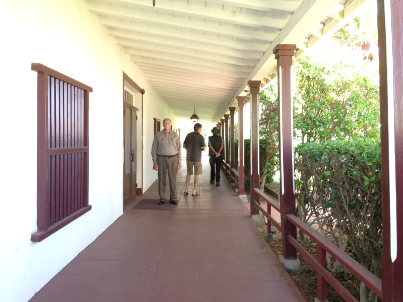 NO. 1026 SANTA MARGARITA RANCH HOUSE - Ranch House Patio