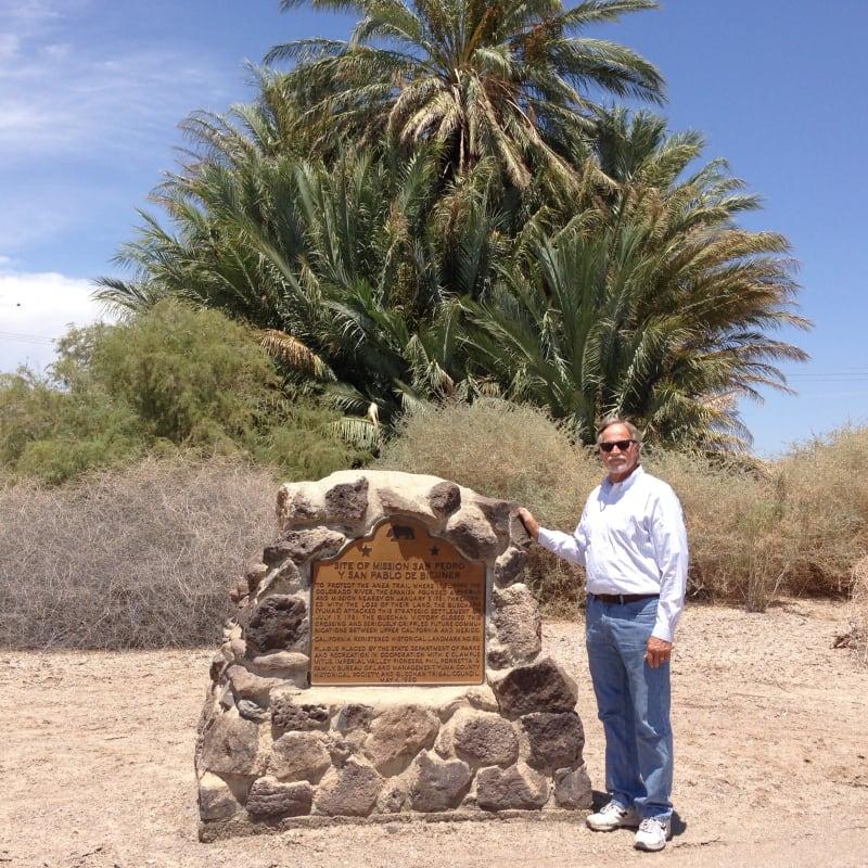 NO. 921 SITE OF MISSION SAN PEDRO Y SAN PABLO DE BICUNER - Marker