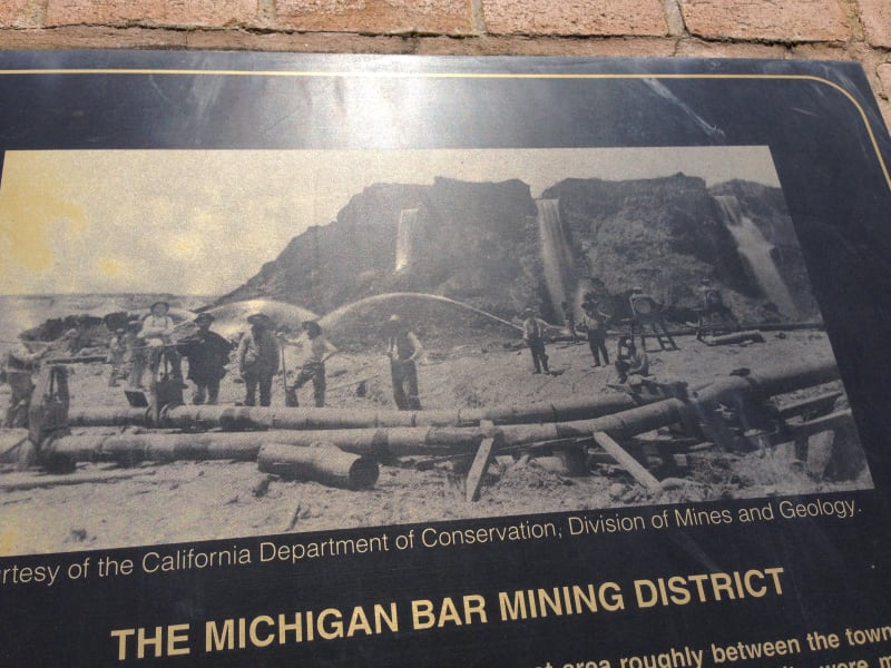 NO. 468 MICHIGAN BAR - Mining 1860's