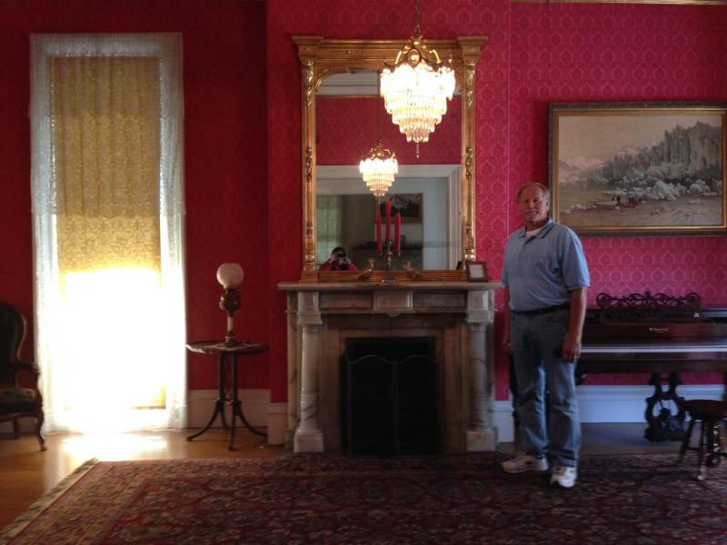 CHL #312 -John Muir National Historic Site - Parlor
