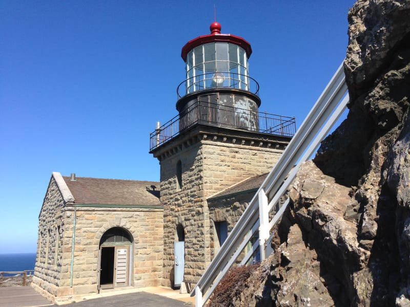 NO. 951 POINT SUR LIGHT STATION -