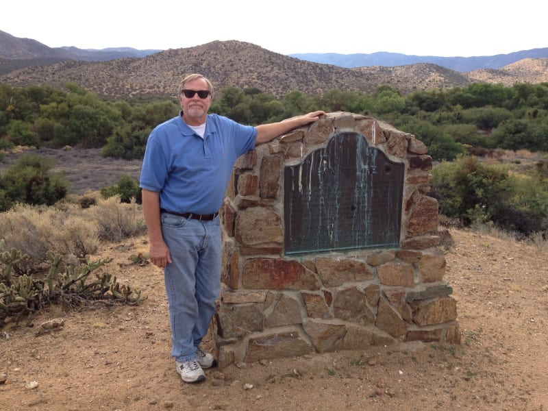 NO. 793 SAN FELIPE VALLEY AND STAGE STATION - Marker