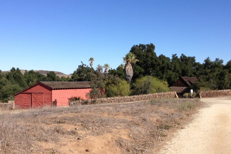 NO. 1005 SANTA ROSA RANCHO - The Barn