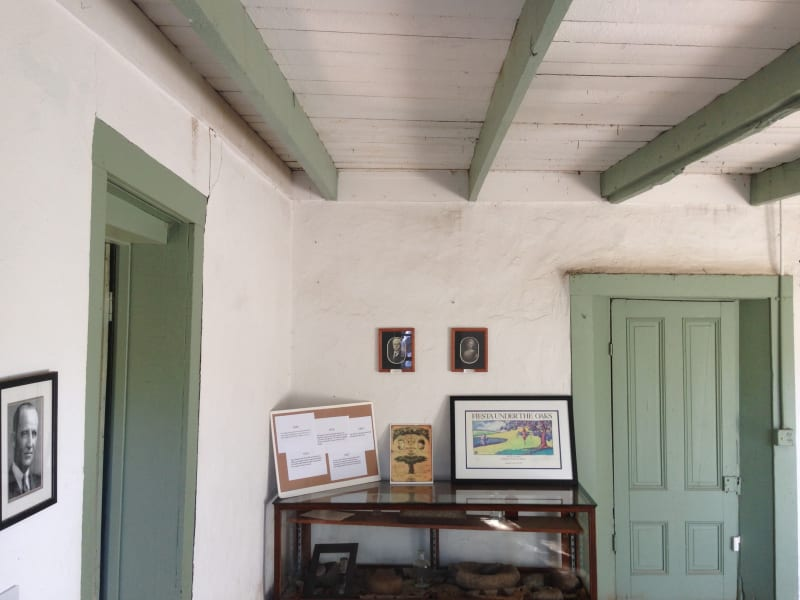 NO. 1005 SANTA ROSA RANCHO - Machado Adobe Interior