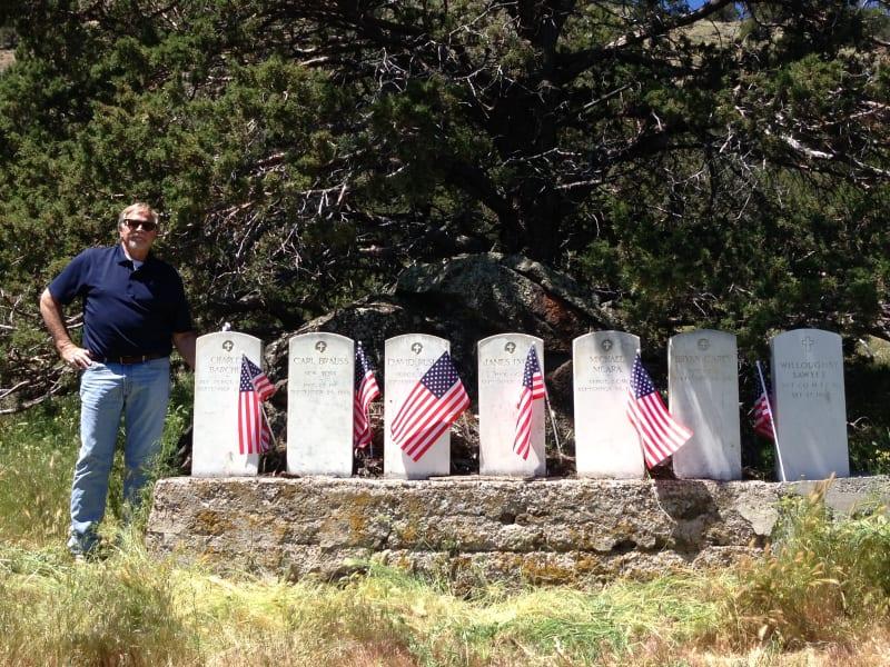 NO. 16 INFERNAL CAVERNS BATTLEGROUND - Memorial Day 2017