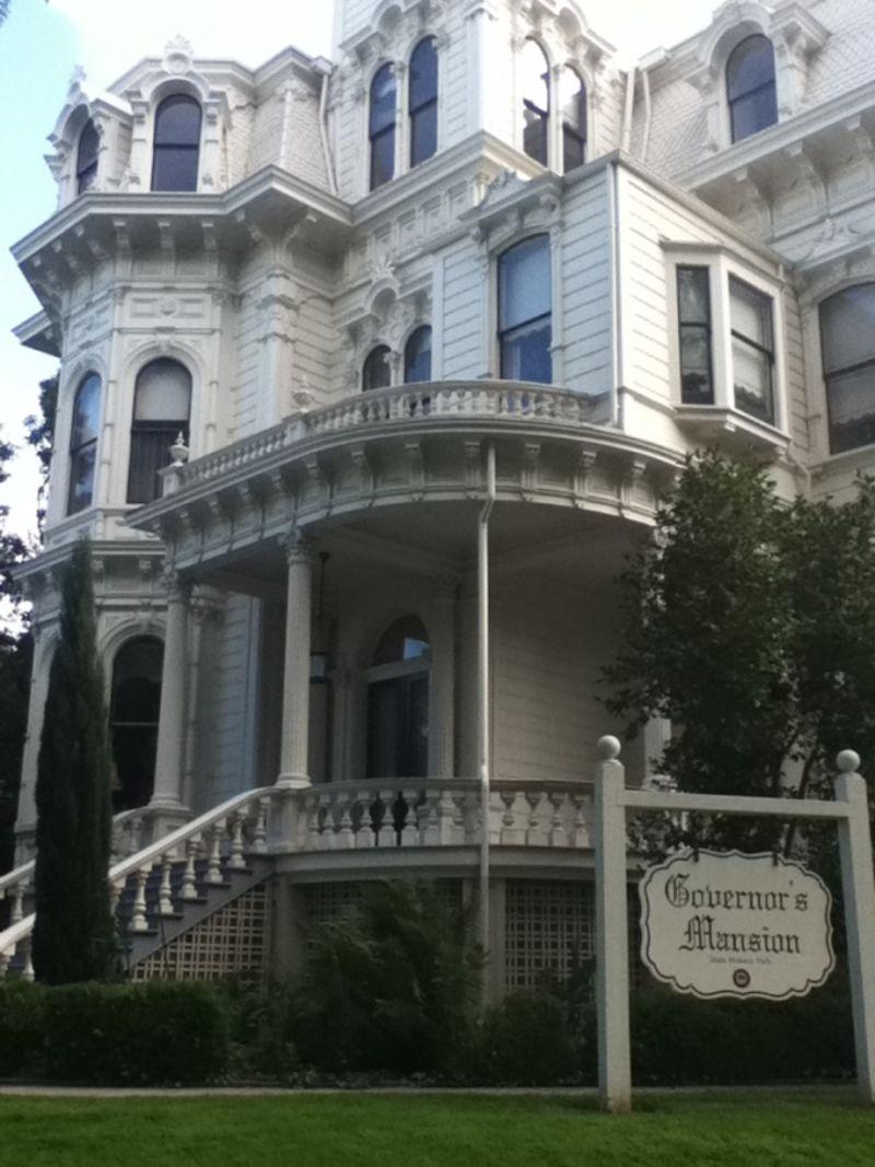 CHL No. 823 Governor's Mansion