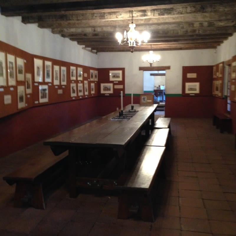CHL #3 Mission San Francisco Solano Dining Room