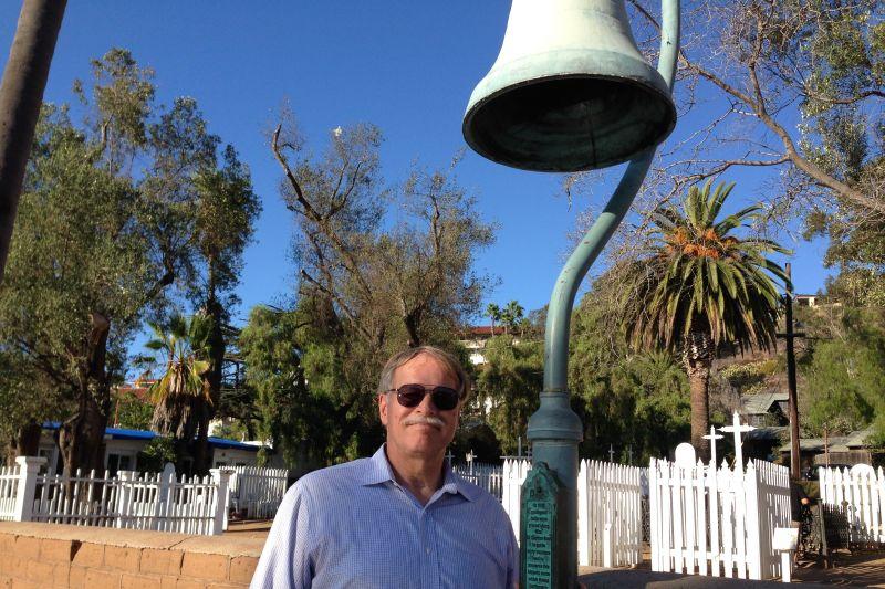 CHL #68  El Campo Santo, El Camino Real Bell