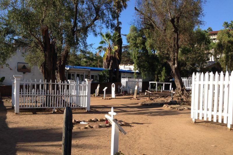 CHL #68  El Campo Santo