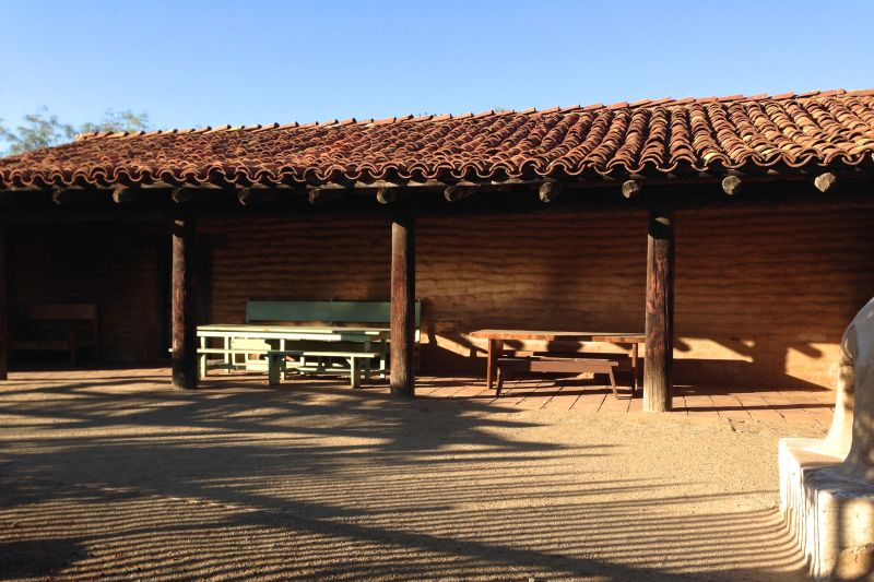 CHL #73 - Casa de Stewart Patio