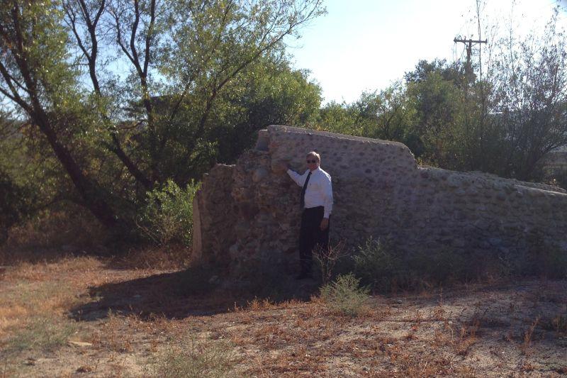 CHL #114.1  San Buenaventura Mission Aqueduct