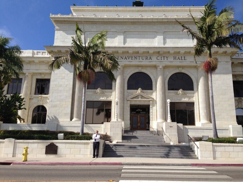 CHL #847  Ventura County Courthouse