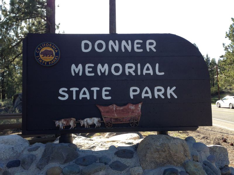 CHL #134 - Donner Party Memorial State Park