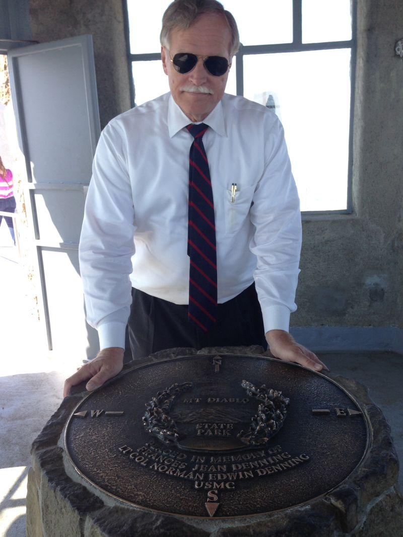 CHL #905 - Mount Diablo Compass